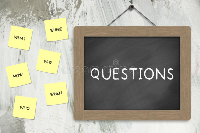 Download Questions stock image. Image of educate, enquiry, answer - 44692233