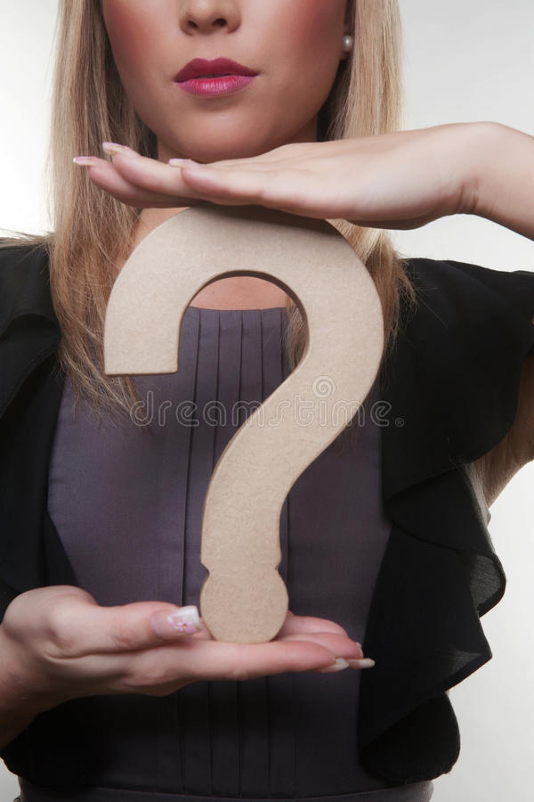 Download Questions mark stock image. Image of casual, question - 24342827