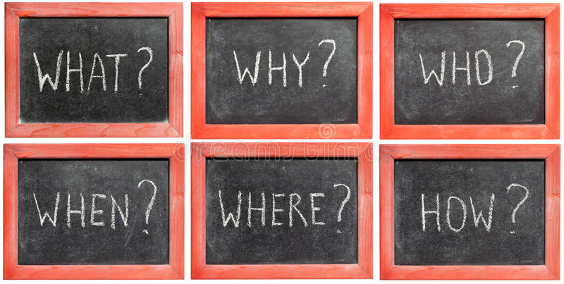Questions mix royalty free stock images