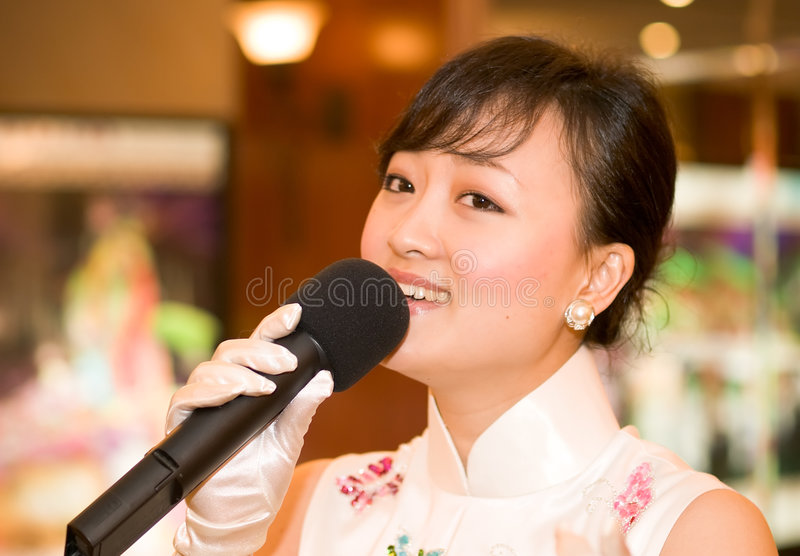Download Qui Ling editorial stock image. Image of performer, royal - 4210584