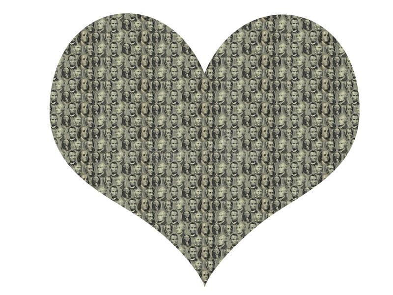 Qui vit à votre coeur ? illustration libre de droits