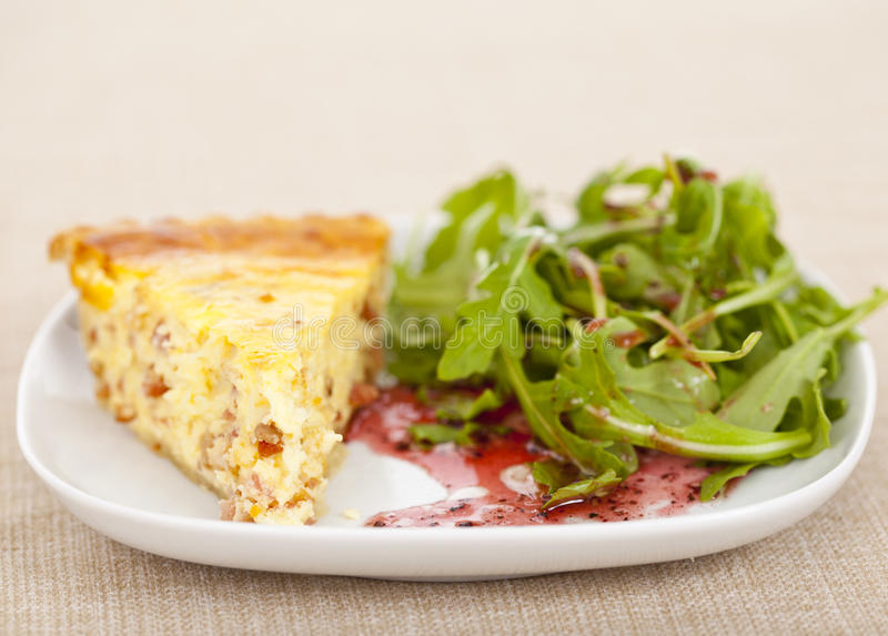 Download Quiche stock photo. Image of crust, health, eating, cheddar - 27072652
