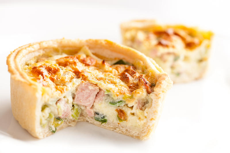 Quiche obraz royalty free