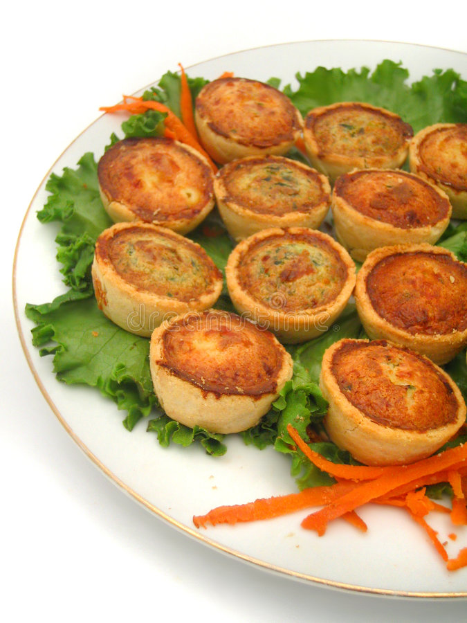 Quiches images stock