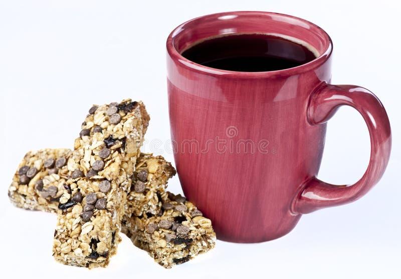 Quick Breakfast Royalty Free Stock Photo