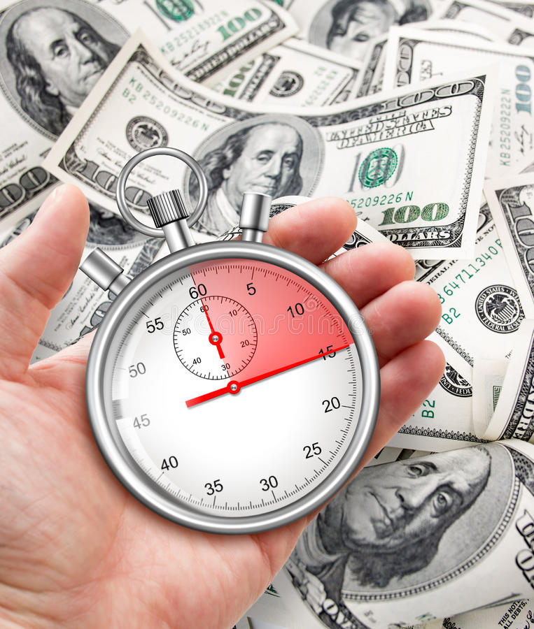 Download Quick Credit In Cash Concept Stock Photo - Image: 32574066