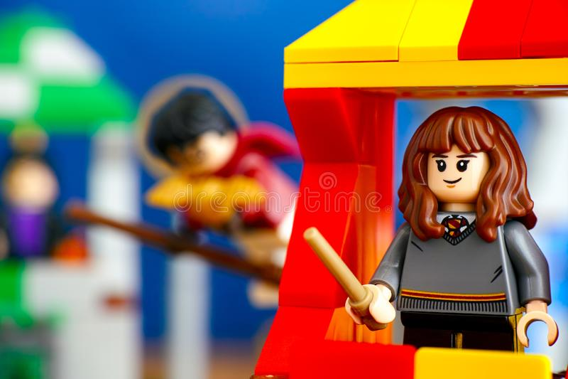LEGO WORLD Copenhagen 2019 fimale figure