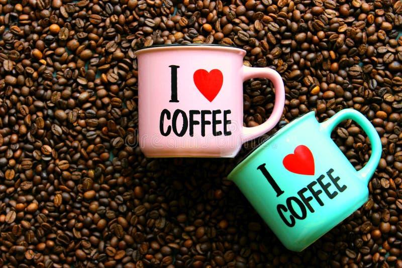 Quiero el caf? fotografía de archivo