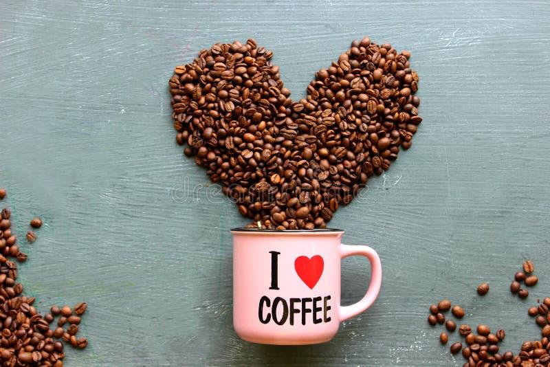 Quiero el caf? foto de archivo libre de regalías