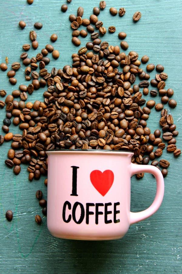Quiero el caf? fotografía de archivo libre de regalías