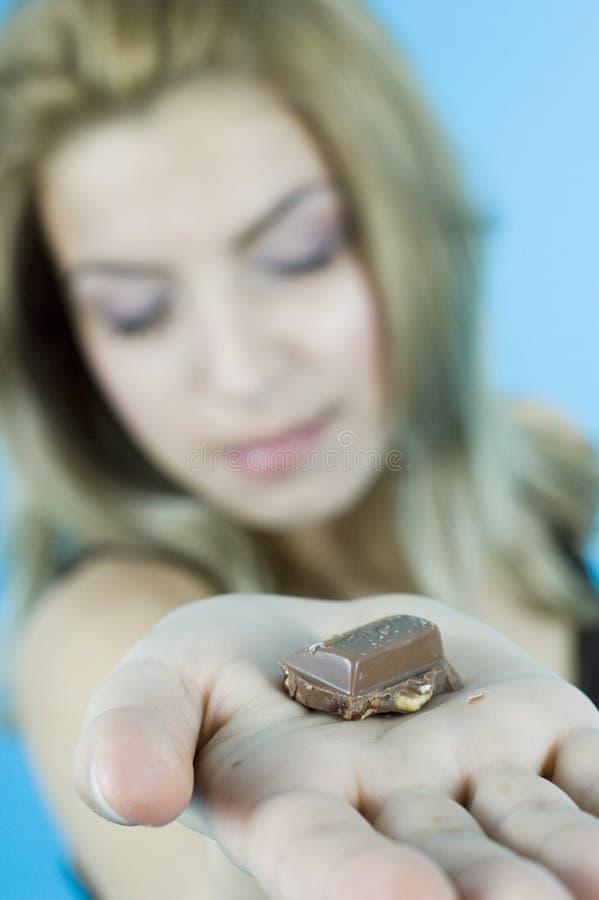 Quiero el chocolate 4 imagen de archivo libre de regalías