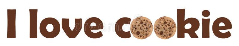 Quiero las galletas imágenes de archivo libres de regalías