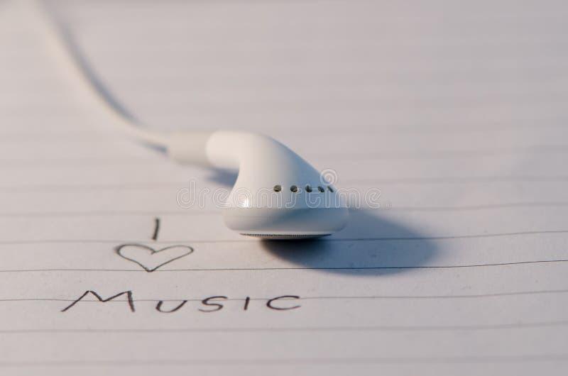 Quiero música fotos de archivo
