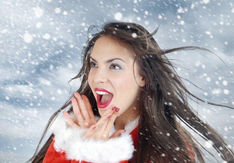 Quiero nieve imagen de archivo libre de regalías