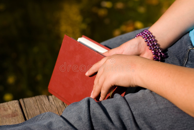 Quiet Time stock photography
