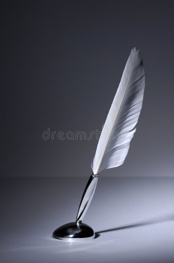 Quill Pen Stock Images