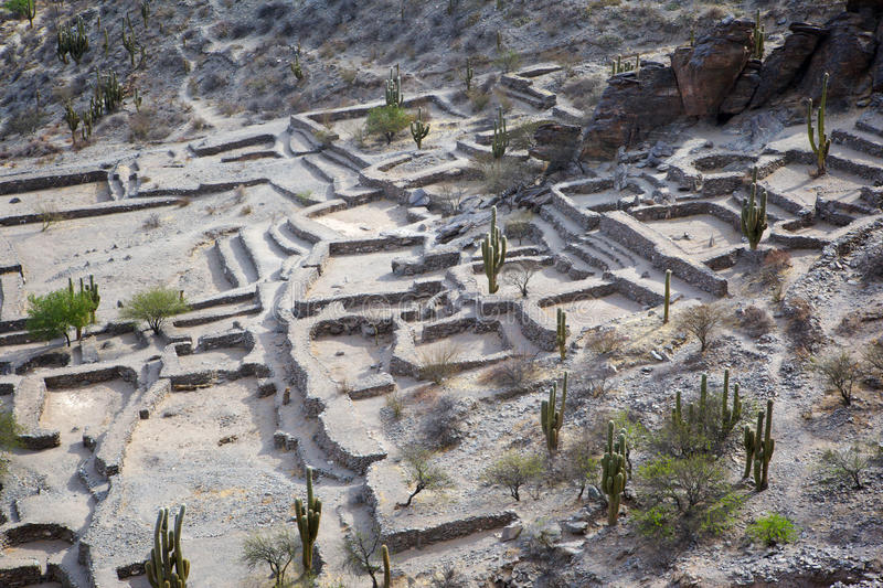 Download Quilmes civilization stock image. Image of angle, image - 11879953