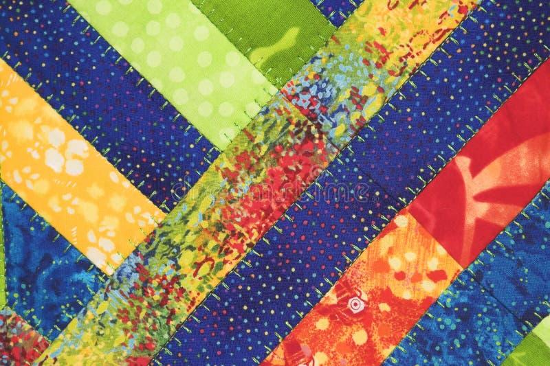 Quilt #3 imagem de stock