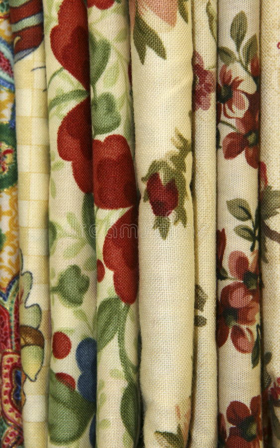 Download Quilt Fabric stock photo. Image of cherry, designs, crafts - 7054164