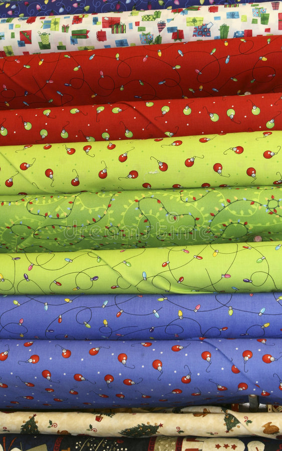 Download Quilt Fabric Royalty Free Stock Photos - Image: 7054238