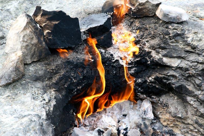 A quimera para sempre de queimadura ilumina o close-up fotos de stock royalty free