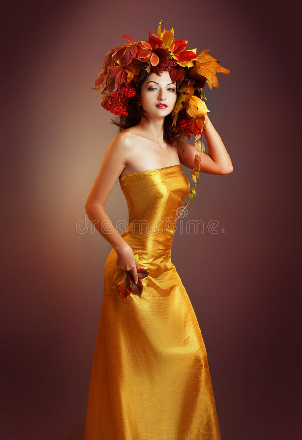 Download Quin autumn stock image. Image of beautiful, facial, luxury - 33403199