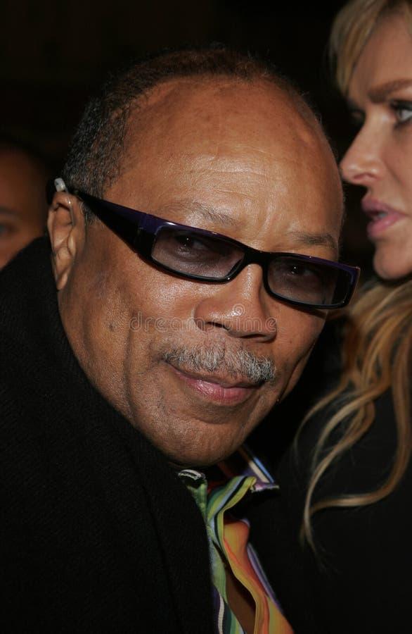 Quincy Jones image stock