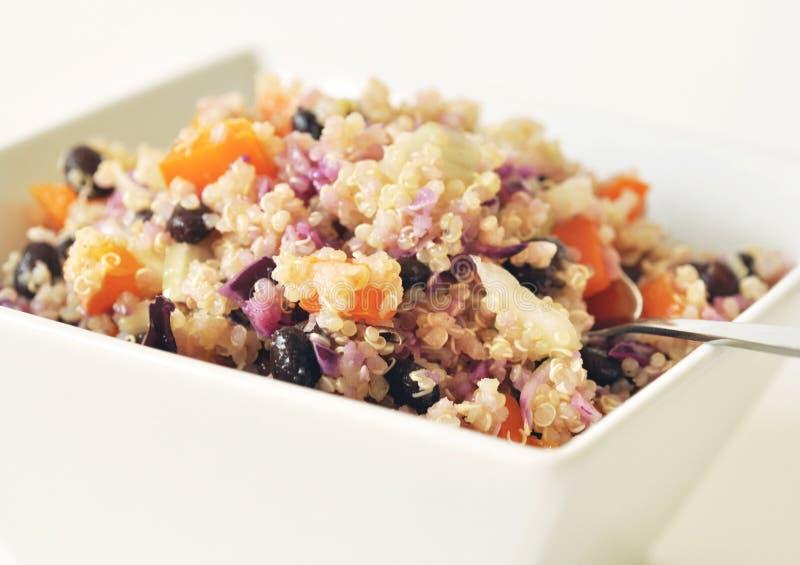 Quinoa fotografia de stock royalty free