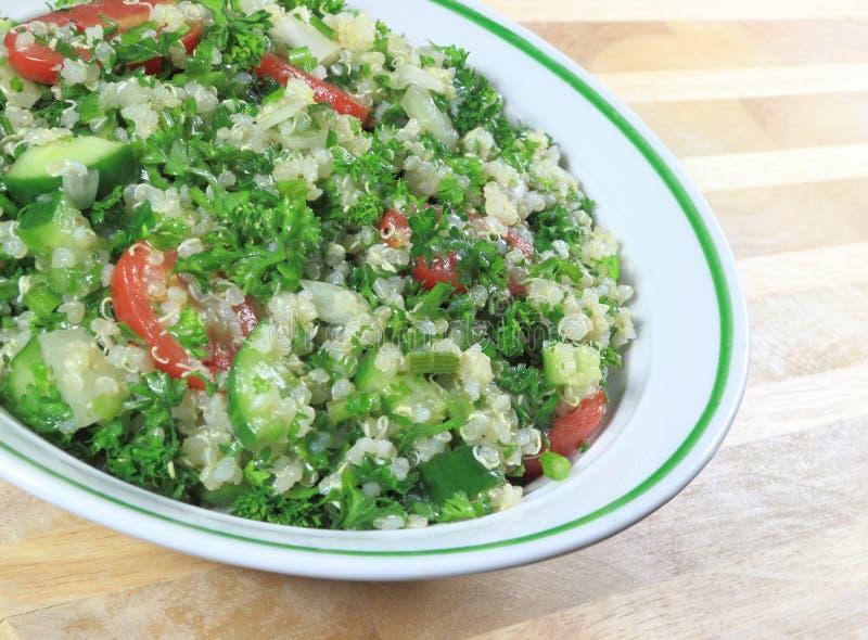 Quinoa Tabouleh imagenes de archivo