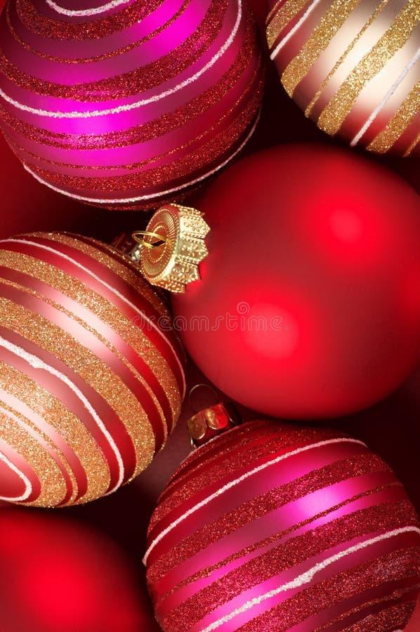 Quinquilharias do Natal fotos de stock royalty free