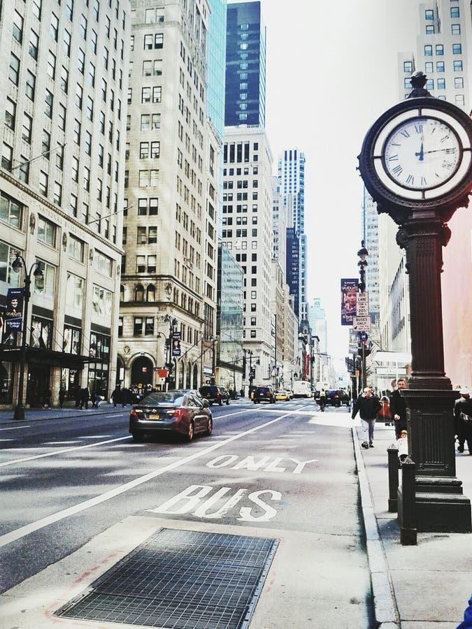 Quinta Avenue immagini stock