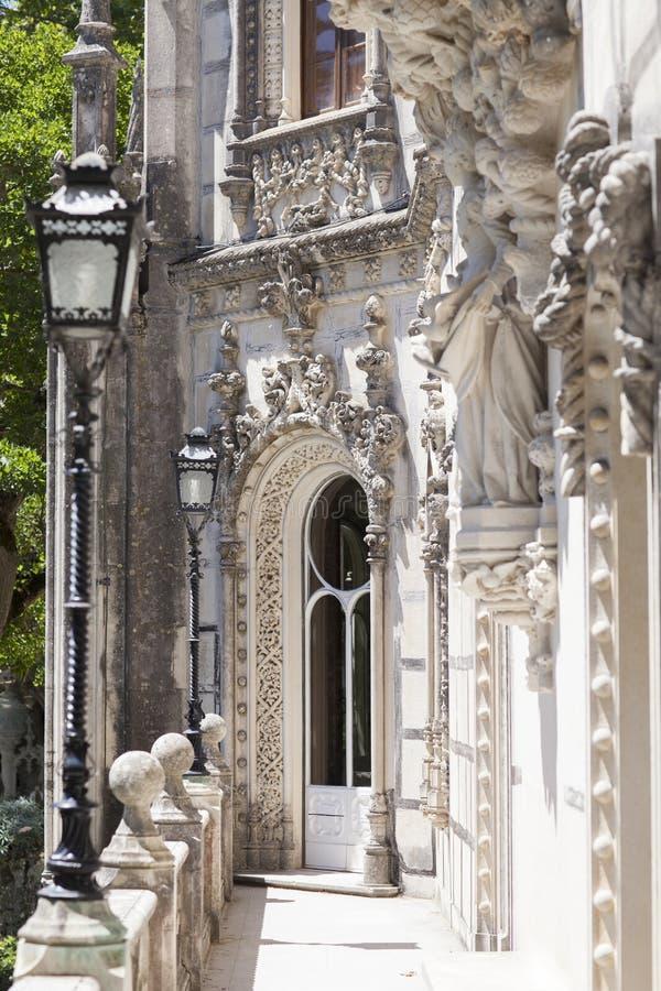 Quinta da Regaleira Sintra, Portugal, 2012 royaltyfria bilder