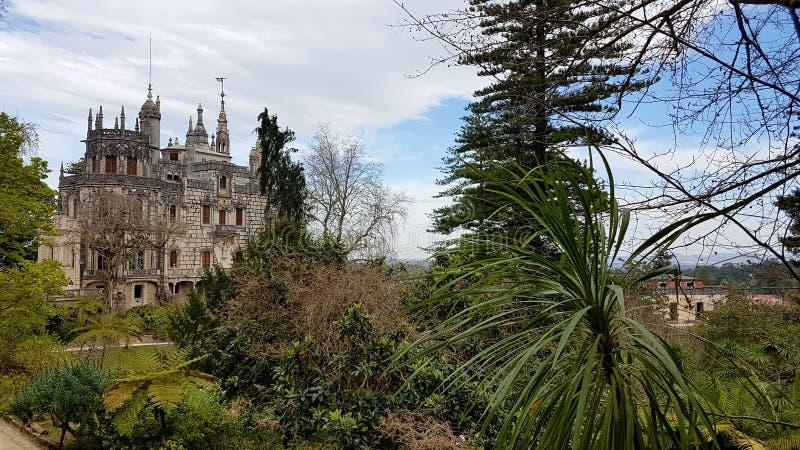 Quinta da Regaleria lizenzfreies stockbild