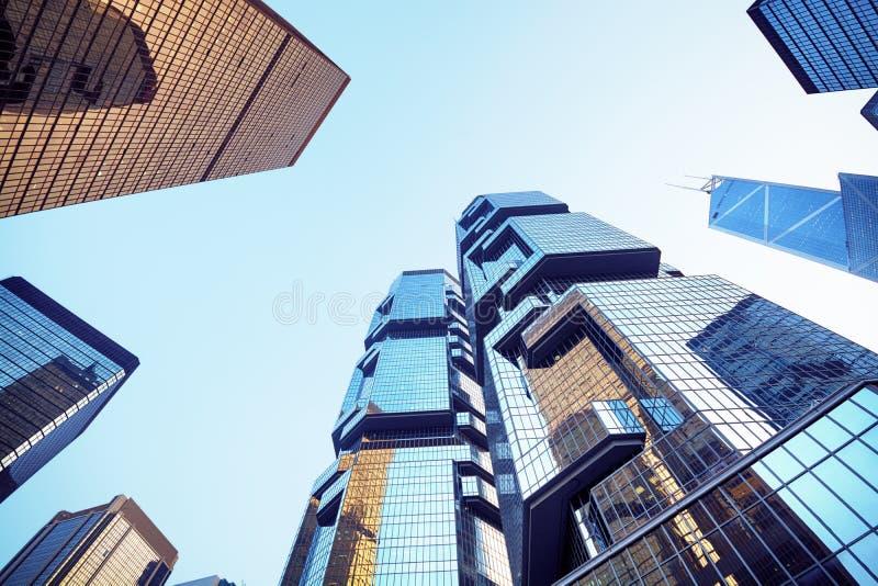 Quintal Hong Kong imagem de stock