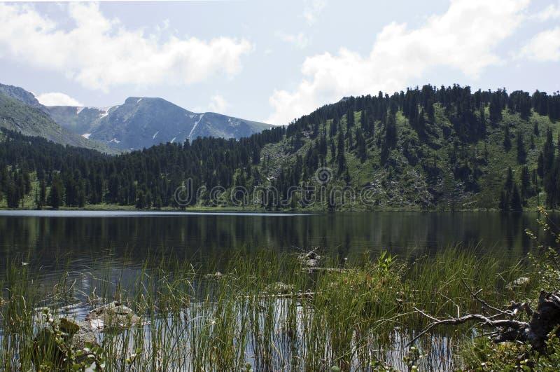 Quinto lago Karakol imagem de stock royalty free