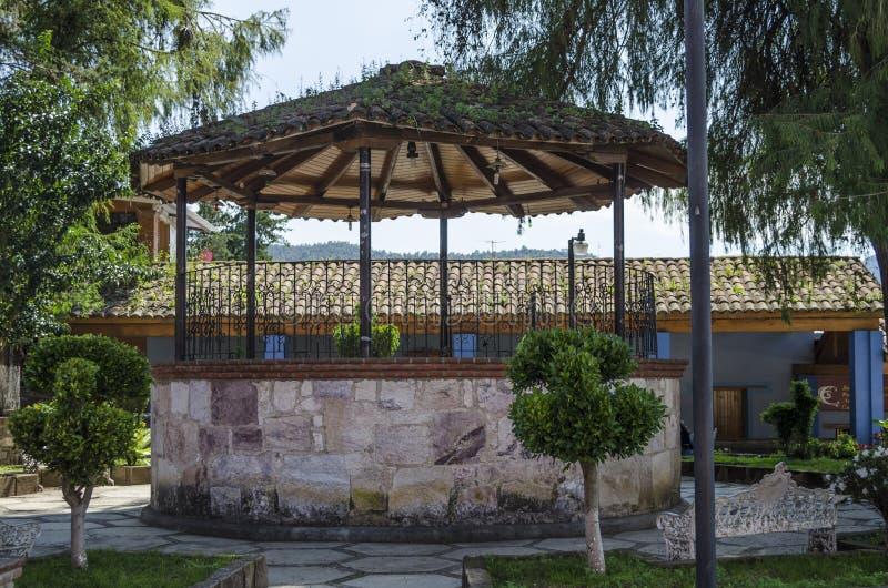 Quiosco típico en México fotos de archivo libres de regalías