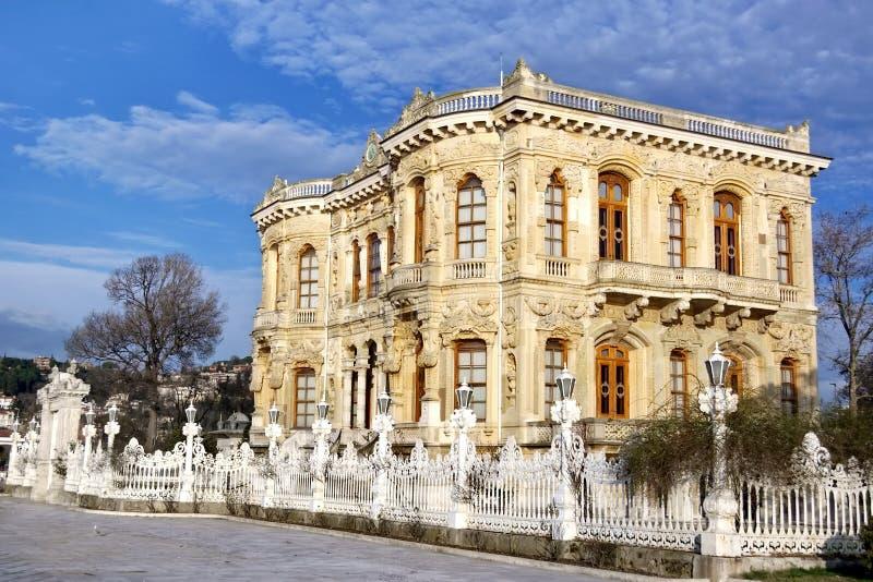 Quiosque das sultões. Kucuksu - Turquia imagem de stock royalty free
