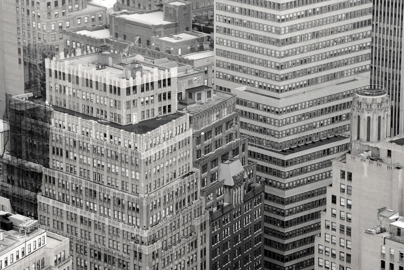 Download Quirky Rooftop New York City Stock Photo - Image: 14851486