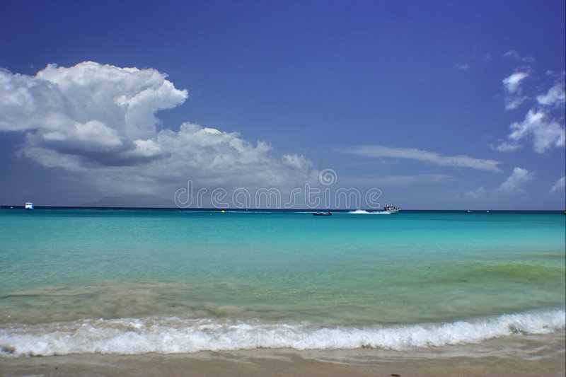 Download Quite lagoon. stock image. Image of traveling, scenery - 4261501