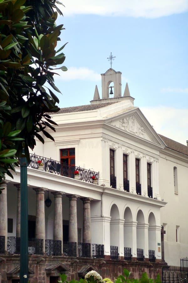 Quito foto de archivo