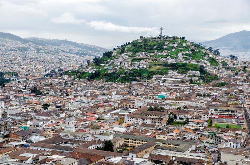 Quito royalty-vrije stock foto