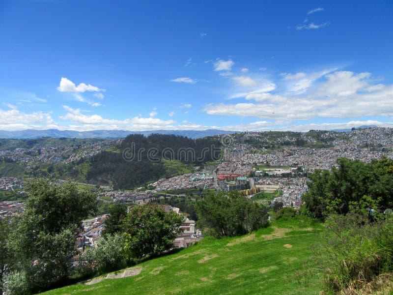 Quito, Ecuador foto de archivo libre de regalías
