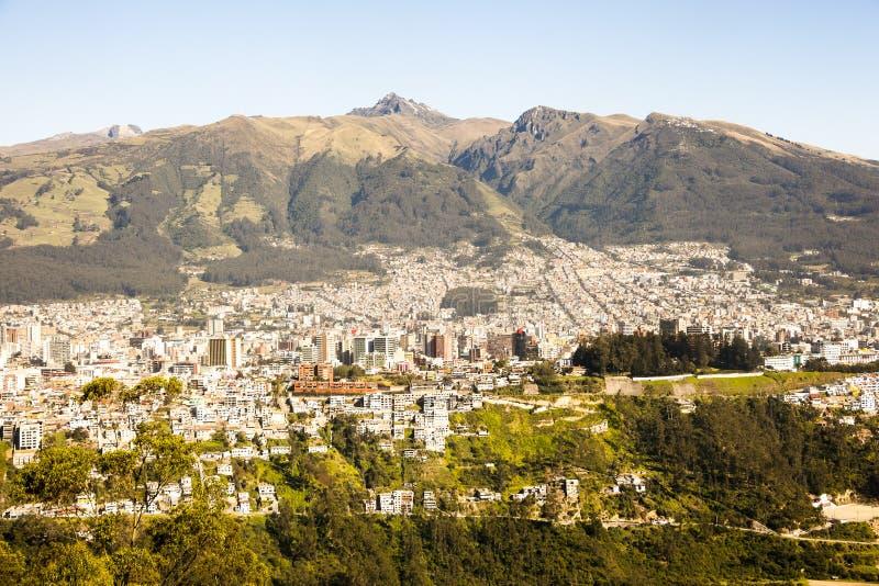 Quito, Ecuador foto de archivo