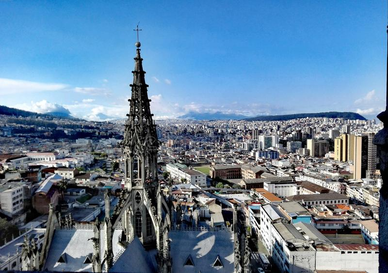 Quito - Ecuador lizenzfreies stockfoto