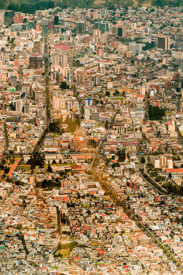 Quito Ecuador Capital City Buildings Stock Image Image - Capital of ecuador