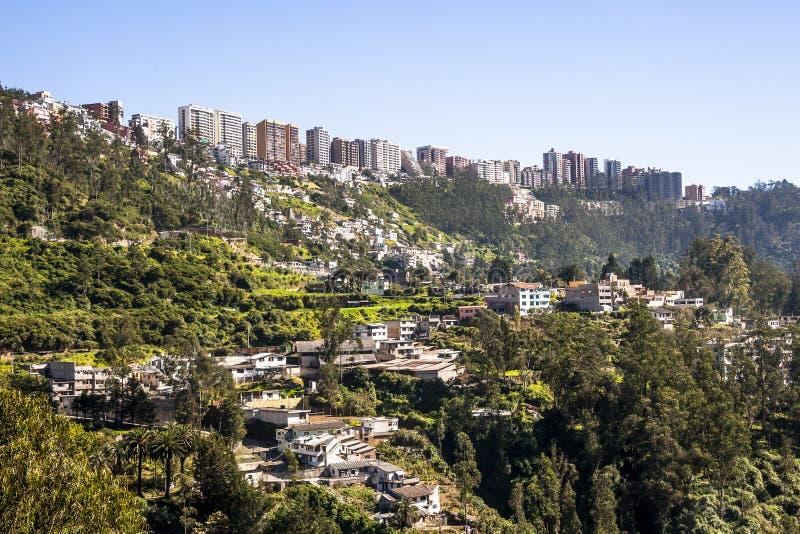 Quito, Equador imagens de stock royalty free