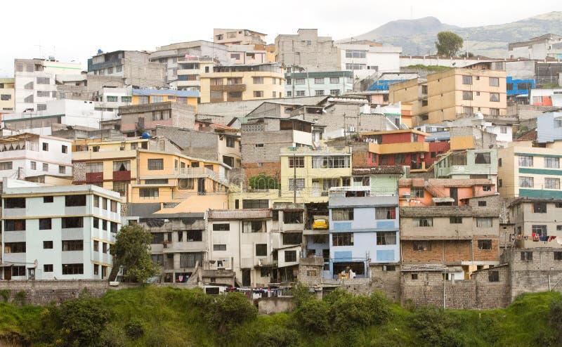 Quito, Equateur photographie stock libre de droits