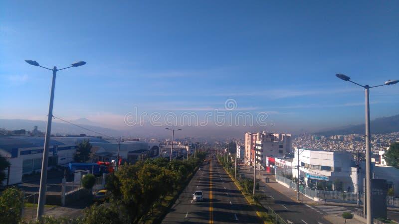 Quitonorrsida arkivfoto