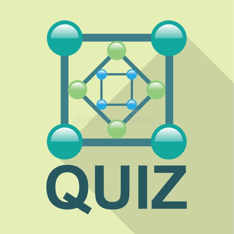 Quiz Logo vector vector illustration