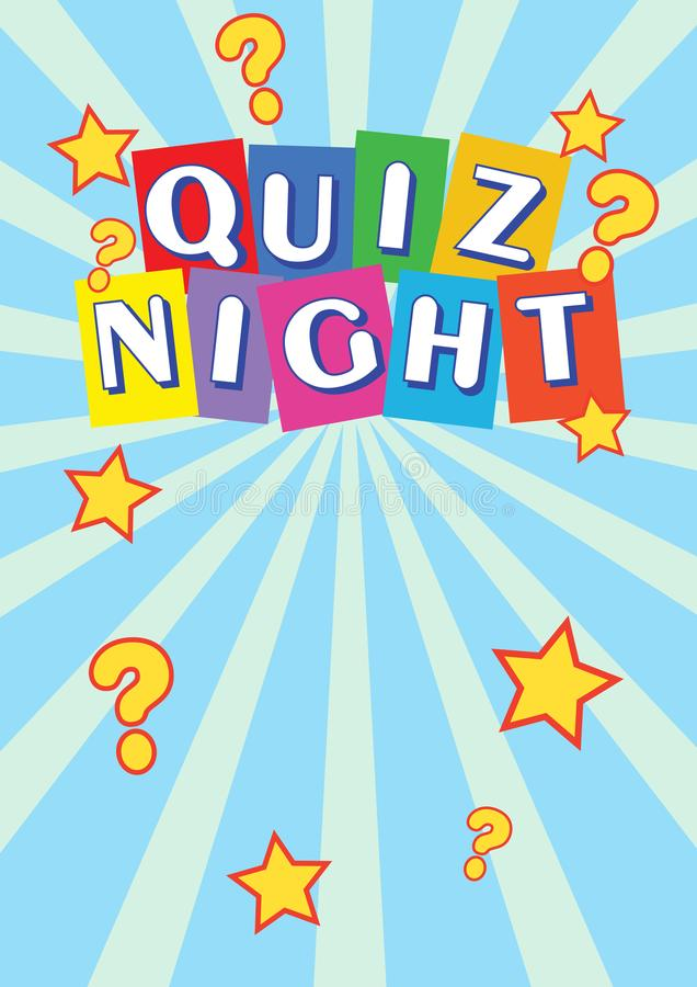 Quiz night poster leaflet flyer promotion for a quiz competition download quiz night poster leaflet flyer promotion for a quiz competition stock vector stopboris Image collections